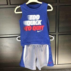 Nike Shorts set (2 sets)